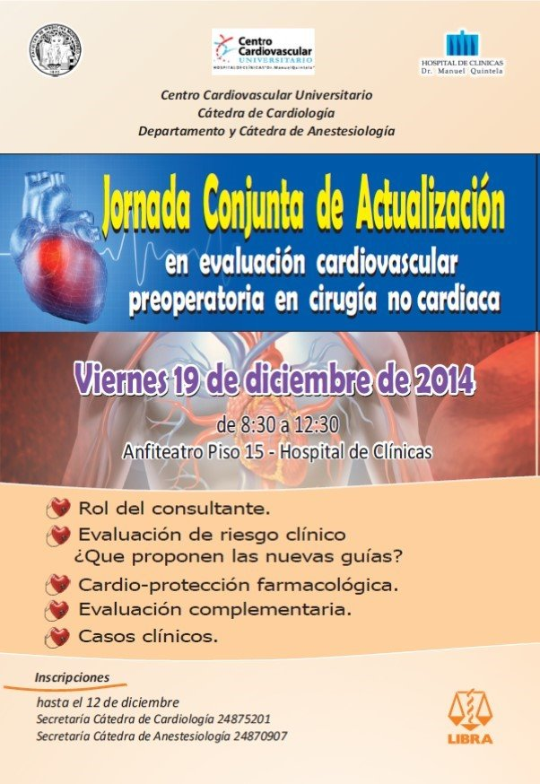 Jornada Evaluación Cardiovascular