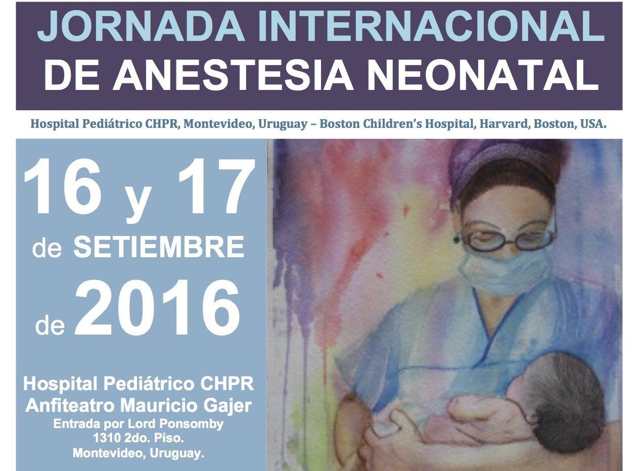 banner Jornada Anestesia Neonatal